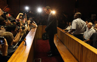 Oscar Pistorius: Jailed athlete treated in hospital for injuries