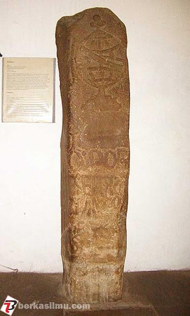 Foto Prasasti Perjanjian Sunda-Portugis