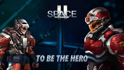 Space Armor 2 MOD APK (Unlimited money) v1.2.2 Offline