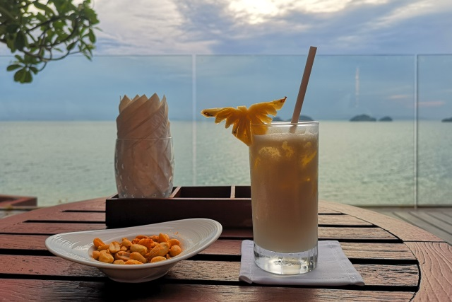 KO Lounge at Conrad Koh Samui