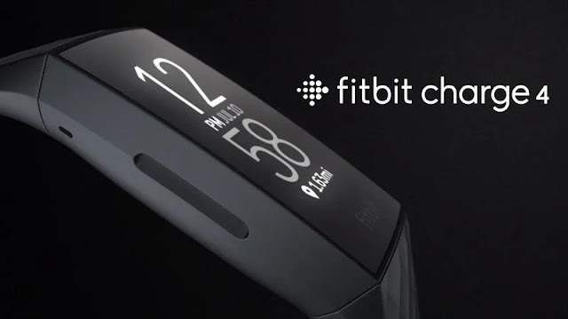 1. Fitbit Charge 4