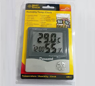 Jual Smart Sensor AR-807 ThermoHygometer Indoor