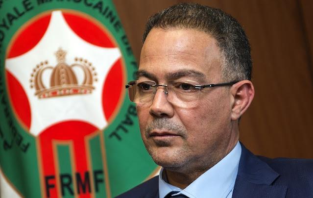الفيفا: فوزي لقجع يعلن نفسه مرشحا