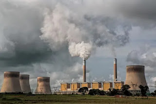 Pollution par nibhandh in Hindi me