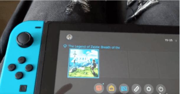 Nintendo Switch podría tener una nube de almacenamiento oculta, ¿futuro añadido?