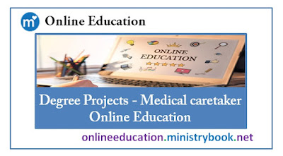 Degree Projects - Medical caretaker Online Education