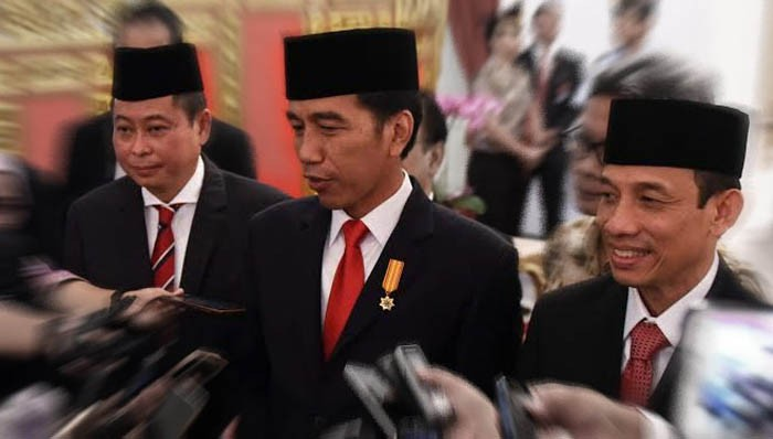 Pukulan Telak Jokowi Untuk Para Kaum Yang Anti Pemimpin Non Muslim