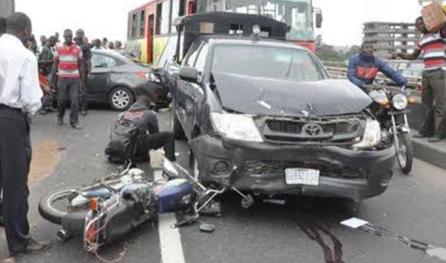 Three die in Lagos accident