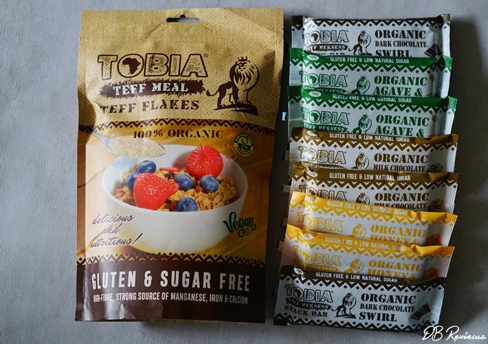 Tobia Teff Flakes