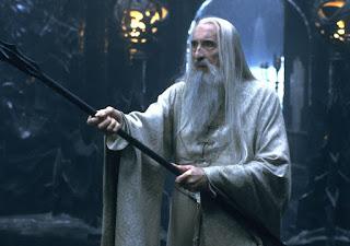 Saruman (Christopher Lee)