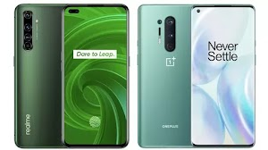 OnePlus 8 Pro vs Realme X50 Pro Specifications Price