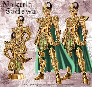 Kartun Wayang Nakula Sadewa Super Saiya Legend