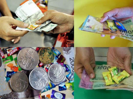 Kembalian Uang Receh di Minimarket, Jangan Dianggap Remeh, BACA ini!