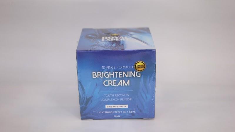 Wajah Baru Royal Expert Advance Brightening Cream