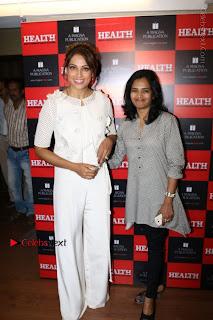 Bollywood Actress Bipasha Basu Unviels Health Nutrition Success Issue Pos  0013.JPG