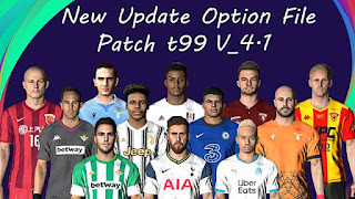 Images - New Option File Update Transfer T99 Patch V4.1
