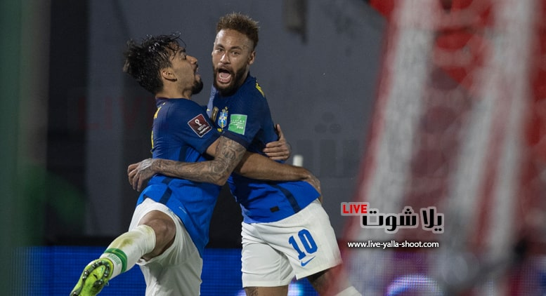 مباراة البرازيل وباراجواي