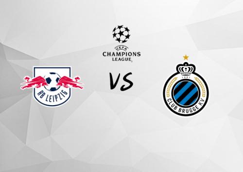RB Leipzig vs Brujas  Resumen