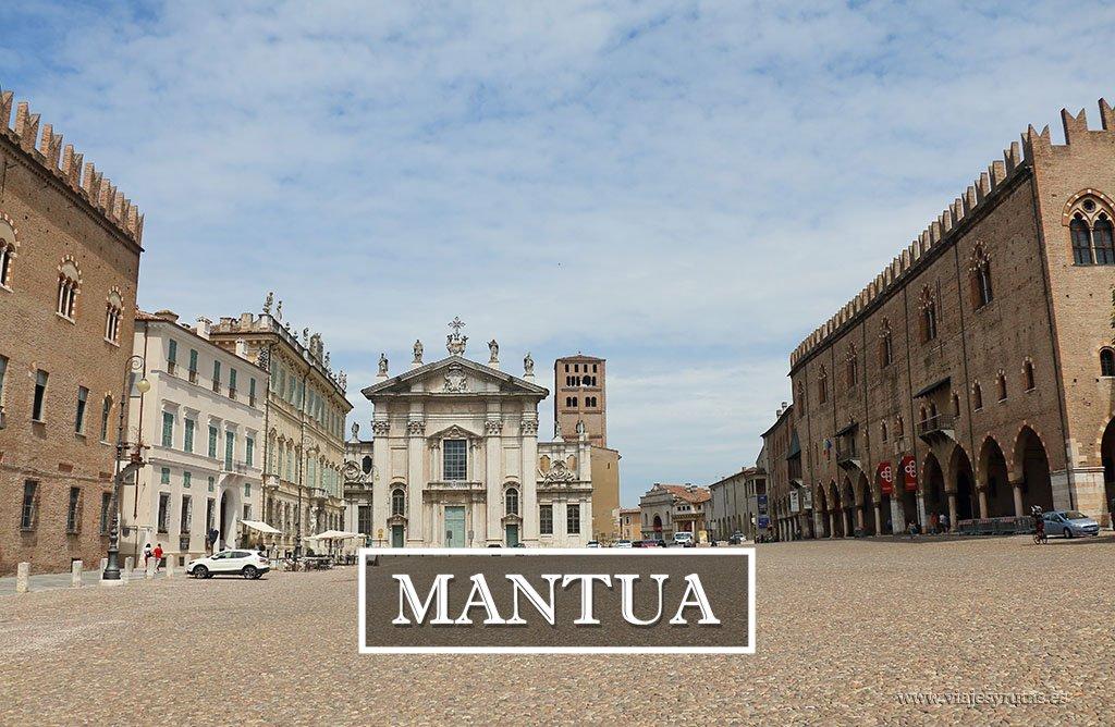 Un día en Mantua, Patrimonio de la Humanidad