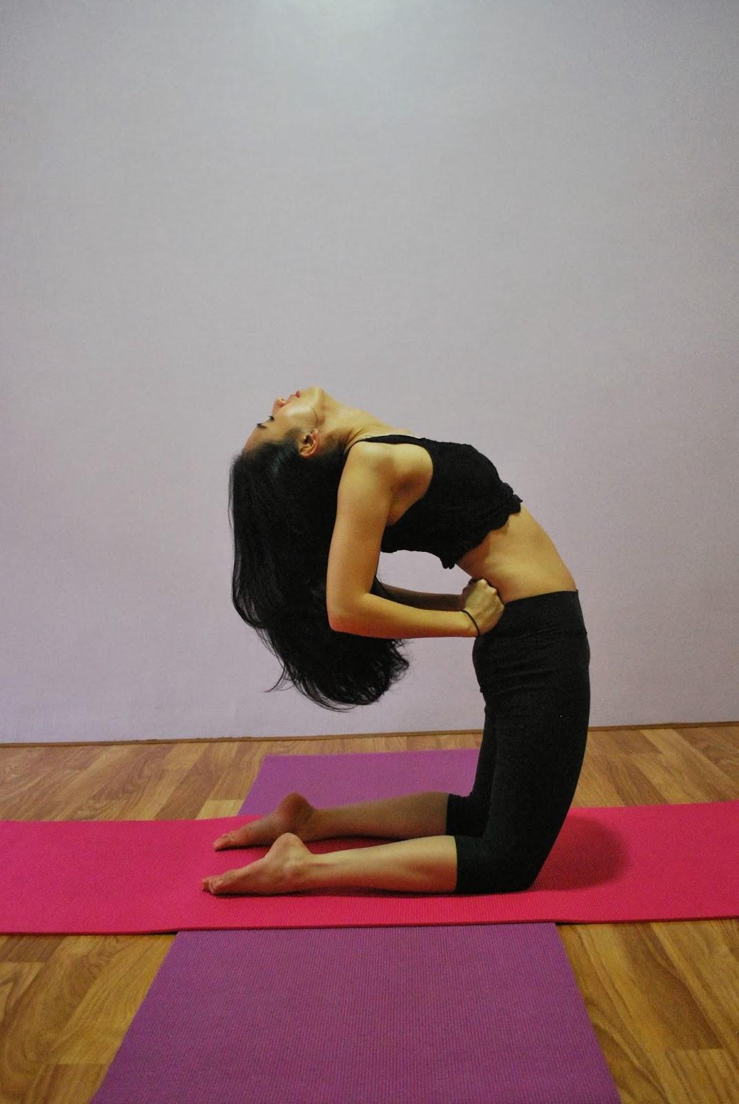 Karmarati Yoga Personal Practice Strengthening Legs and