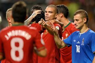 Portugal vs Azerbaijan Preview and Prediction 2021