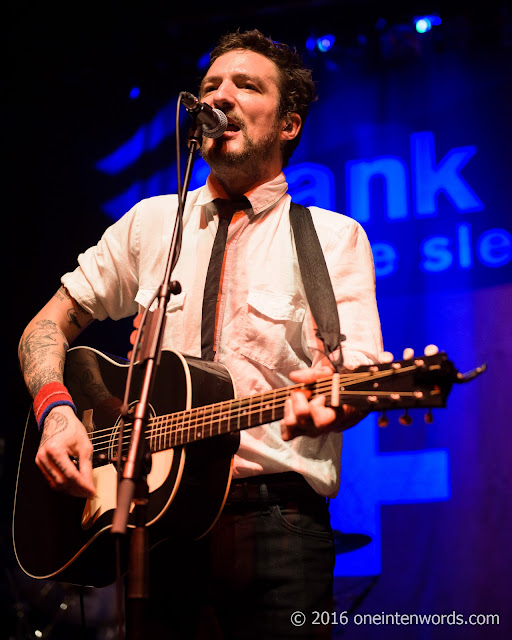 Frank Turner and The Sleeping Souls at The Danforth Music Hall in Toronto, March 11 2016 Photos by John at One In Ten Words oneintenwords.com toronto indie alternative music blog concert photography pictures