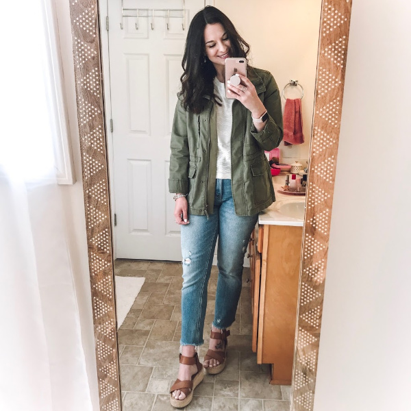 spring outfit ideas, what to wear for spring, style on a budget, mom style, north carolina blogger, spring style inspiration