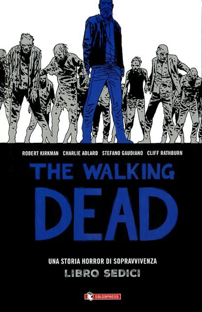 The Walking Dead: Hardcover - Libro Sedici