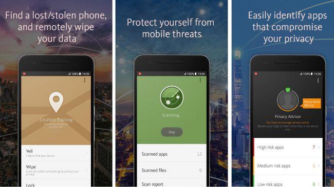 Antivirus Android Terbaik Paling Ampuh dan Ringan