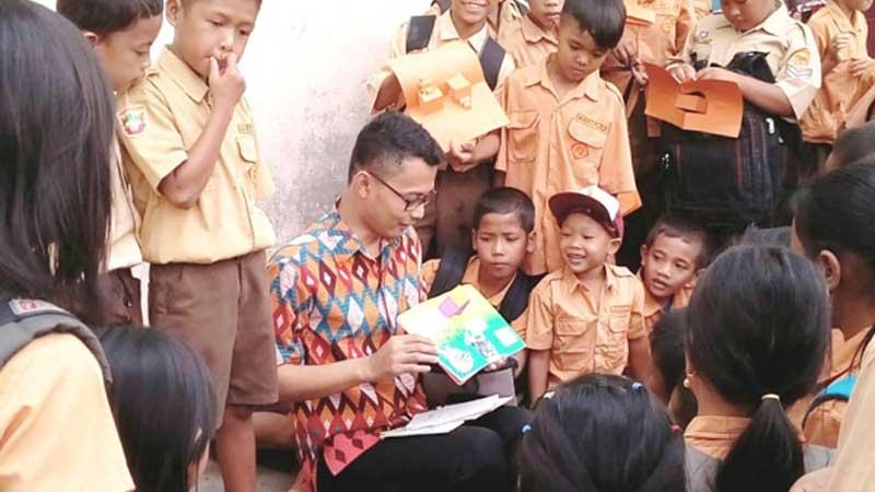 Bagi Guru Gairah dan Passion Sangat Diperlukan dalam Mendidik