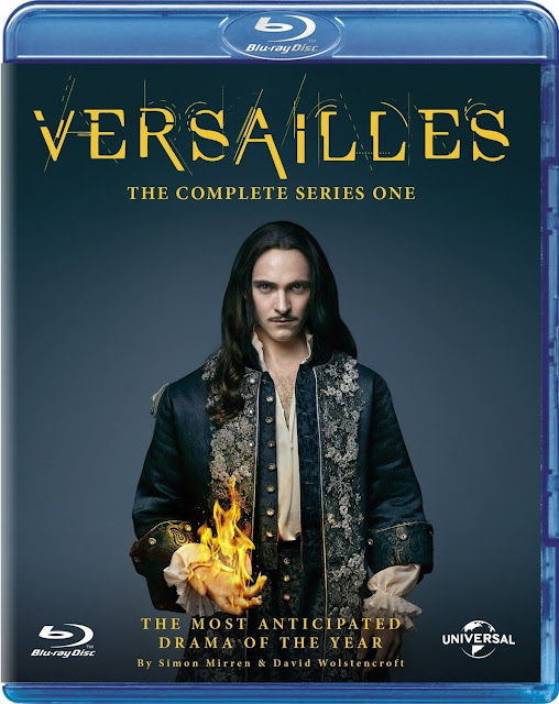 Versailles – Temporada 1 [3xBD25] *Con Audio Latino *Bluray Exclusivo