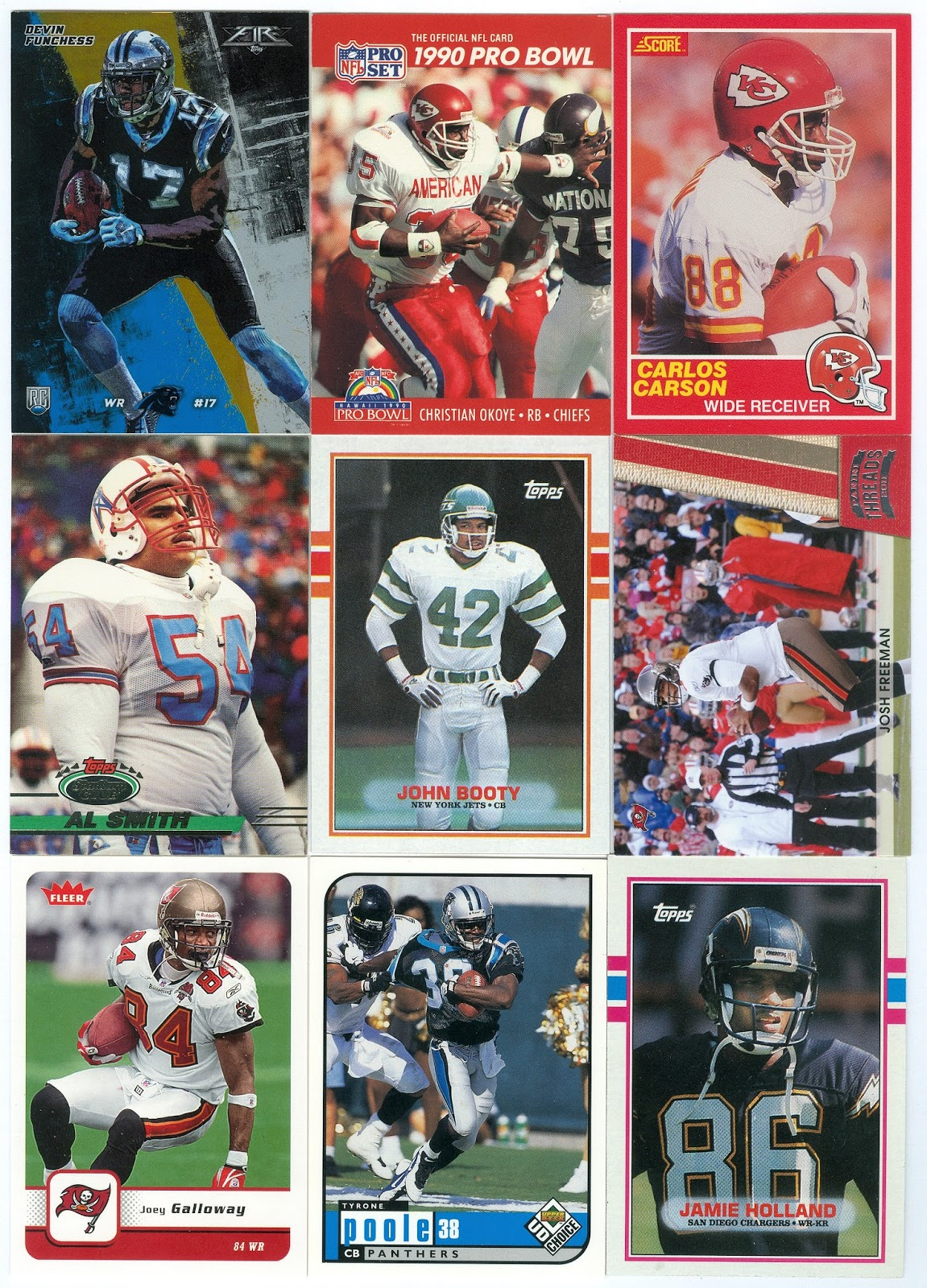 1984 Topps #333 Mike Quick Philadelphia Eagles RC Rookie Football Card Verzamelingen