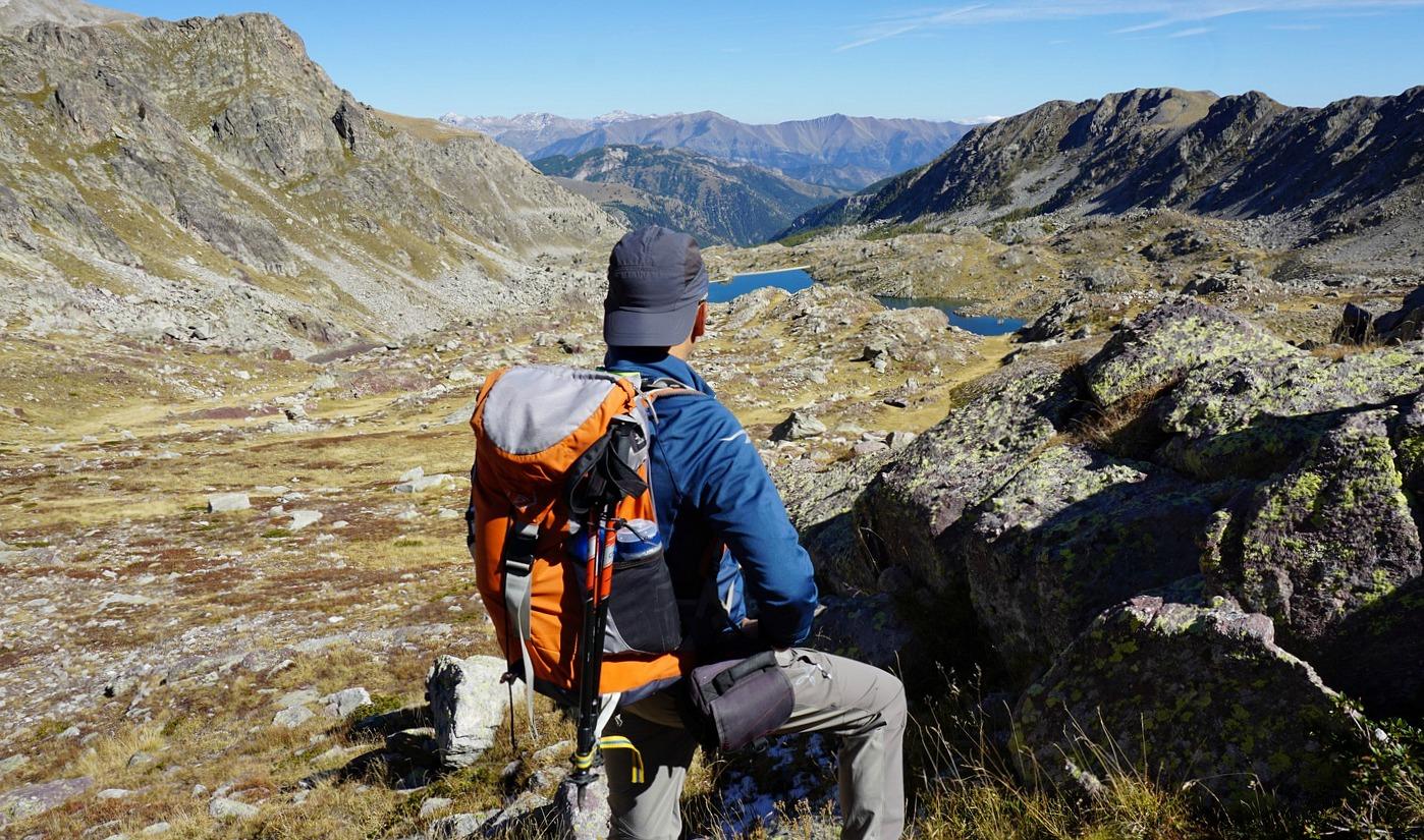 Viewing Lac de la Muta