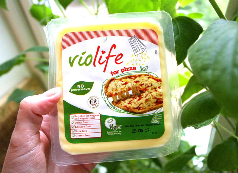 Oppskrift Violife Vegansk Ost Mettende Salat Sunn Lunsj Frokost