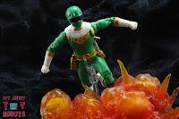 Power Rangers Lightning Collection Zeo Green Ranger 22