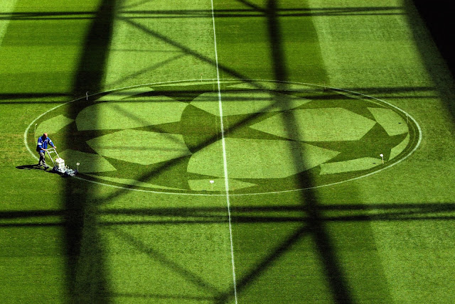 أرضية ملعب بورتو الذى يستضيف نهائى دورى الأبطال 2021