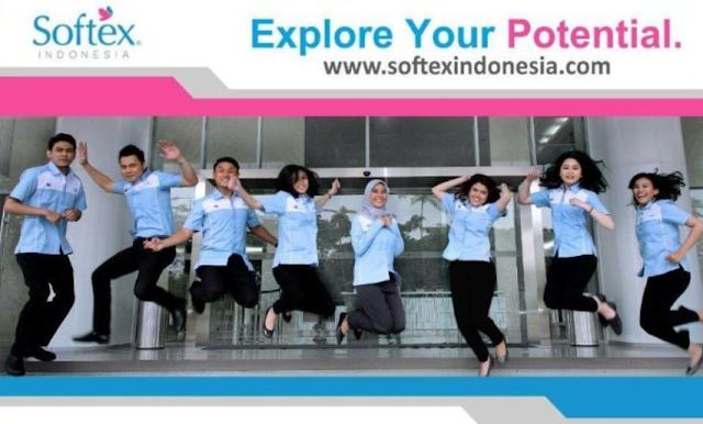 Informasi Terbaru Lowongan Kerja PT Softex Indonesia