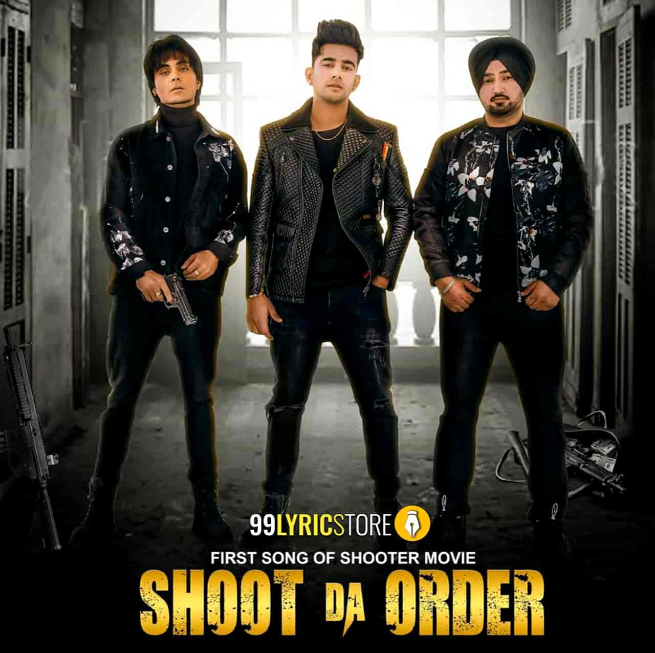 Shoot Da Order Song Images From Movie Shooter