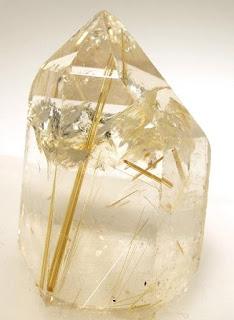 rutiled quartz