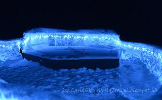 羅凡尼米, Rovaniemi, Arctic Snow Hotel, ice bath