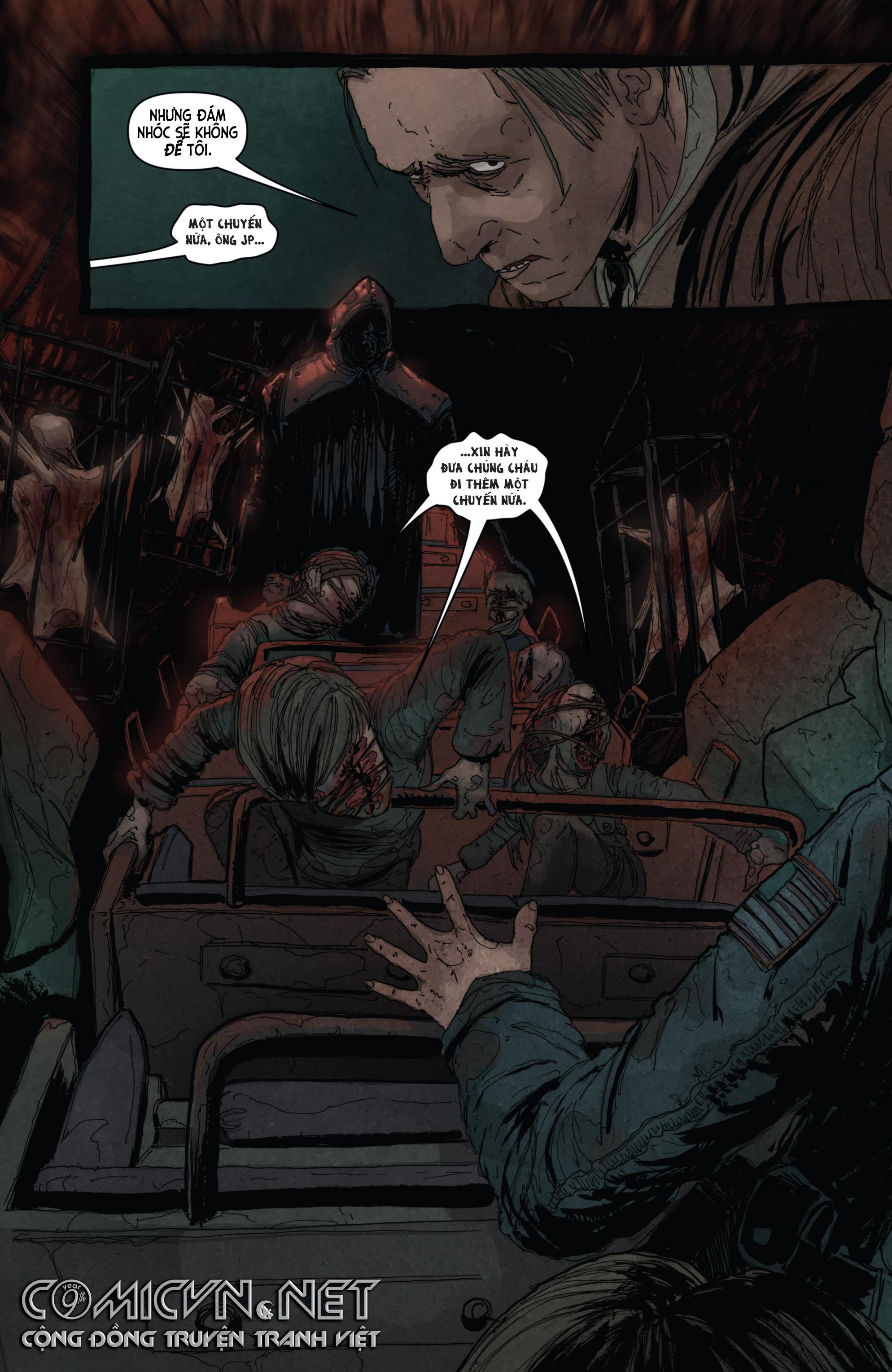 Silent Hill Downpour: Anne's Story   Đồi Câm Lặng - Mưa Rào: Câu Chuyện Của Anne