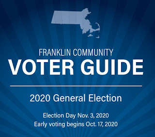 Franklin Community Voting Guide - November 2020