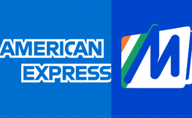 Blue American Express Card
