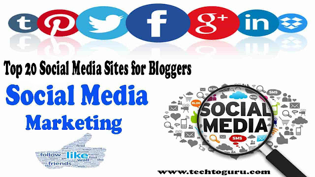 Top Social Media Marketing Sites