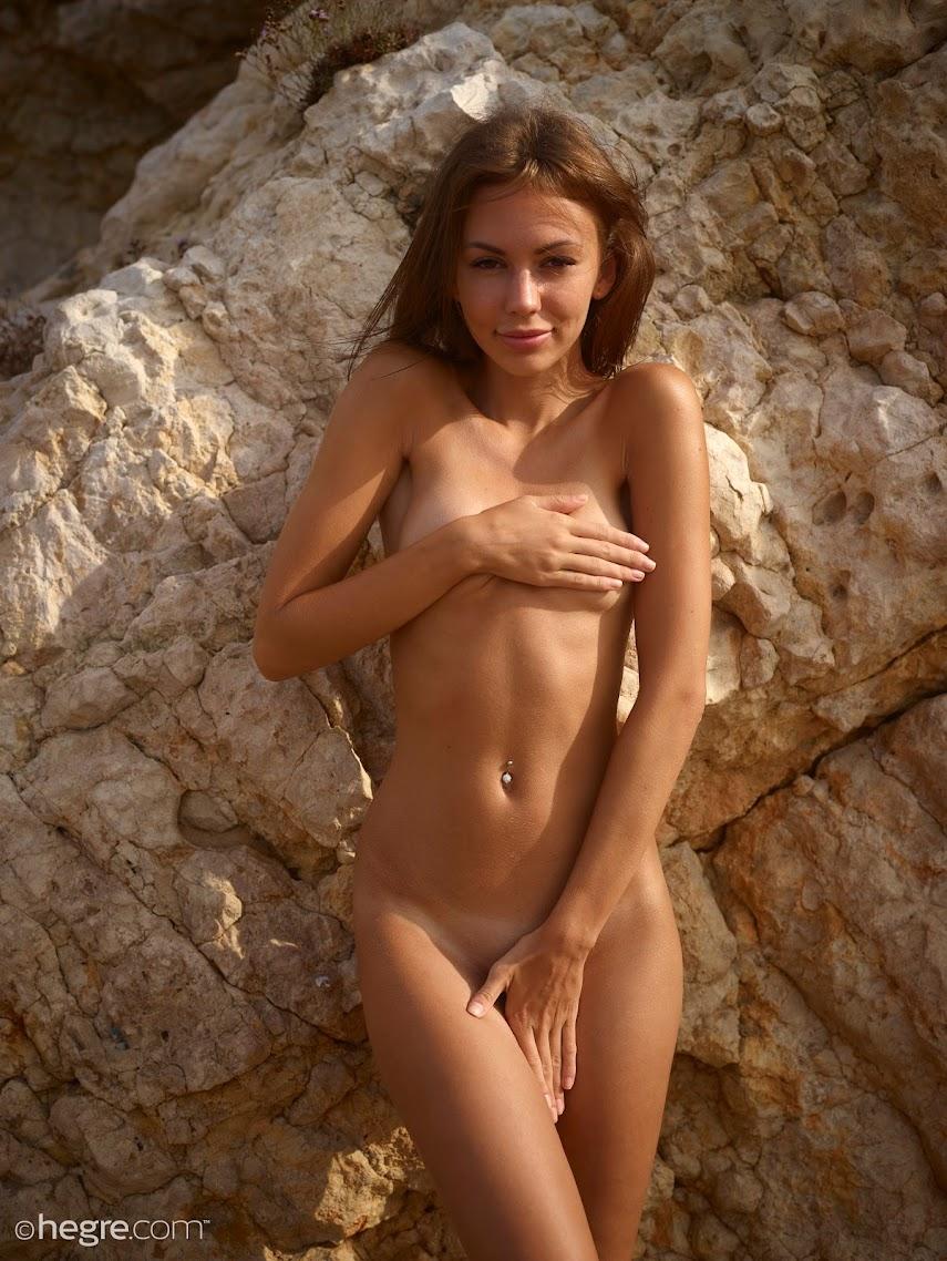 [Hegre-Art] Karina - Ibiza Nude Beach