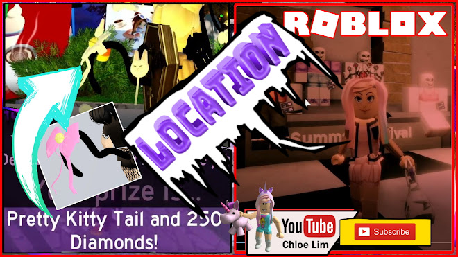 roblox demon tail Roblox Gameplay Royale High Halloween Event Lykrai S Homestore Pretty Kitty Tail All Candy Locations Steemit