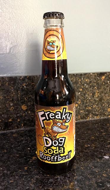 Freaky Dog Soda Rooffbeer