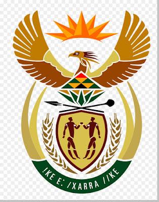Lambang negara Afrika Selatan (South Africa