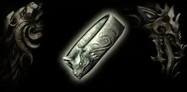 Ring Of Hircine,Elder Scrolls Online,Daedric,Skyrim,