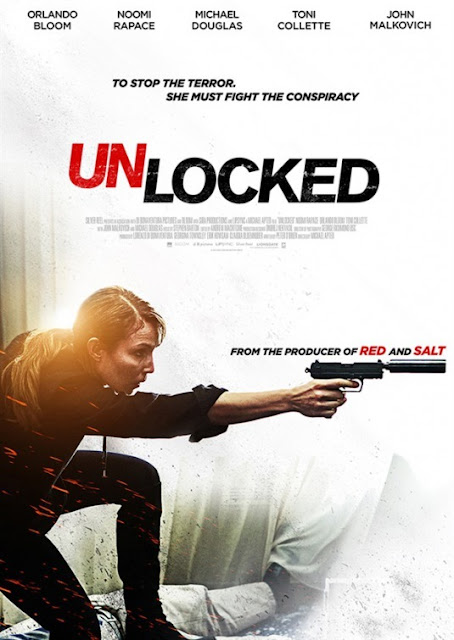 Sinopsis Film Unlocked (2017) - Noomi Rapace, Orlando Bloom